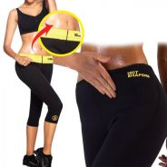 High Quality Sweat Plus Slimming Shapers pants