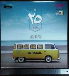 LP 25 Rasul Inspirasi Record