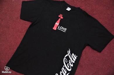 Love coca cola tee size L