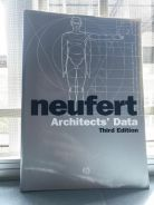 Neufert Architects' Data - Third Edition