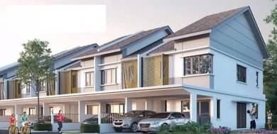 New pre-launch freehold 2 storey 20' x 65', Sepang