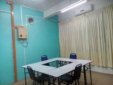 Ruangan pejabat kota bharu