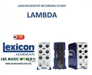 Lexicon Lambda Studio - 5 Input (2 Channel Record)
