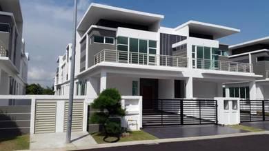 Austin Heights Kiara 2 Cluster House, Mount Austin Johor Bahru