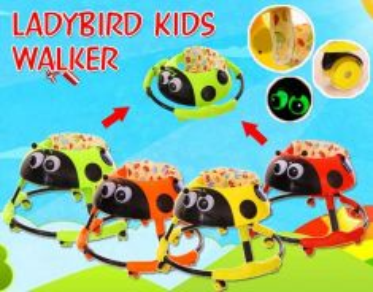 Lady bird kids walker