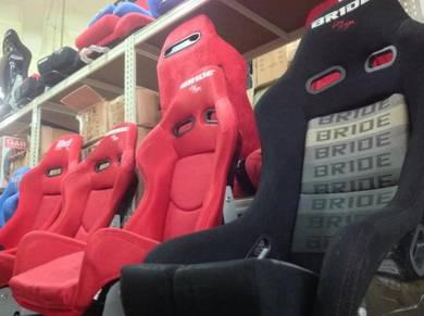 Bride SR3 REcaro Sport Seat LOw Max Illest Bride