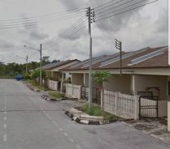 1 storey intermediate Samarindah Baru