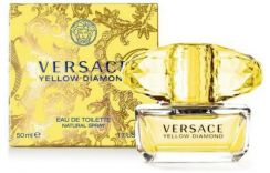 Versace Yellow Diamond Perfume (100%Original)