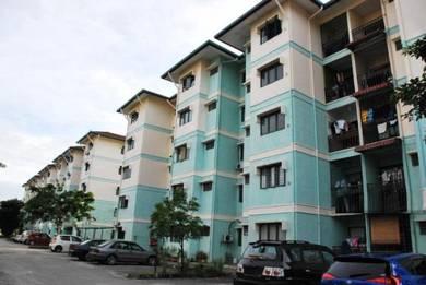 Renovated 1st Floor Pangsapuri Subang Impian , U5 Shah Alam