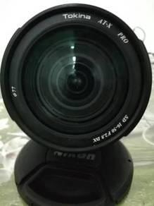 TOKINA ATX PRO 16-50 f2.8 DX nikon mount