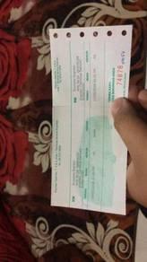 Tiket Bas Tsk ke Taiping/butterworth