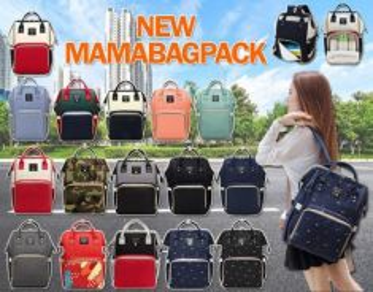 New mama bagpack