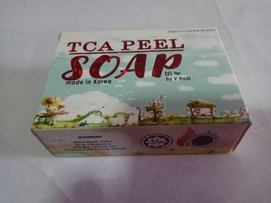 Tca peel soap skincare putihkan kulit & hilang jer