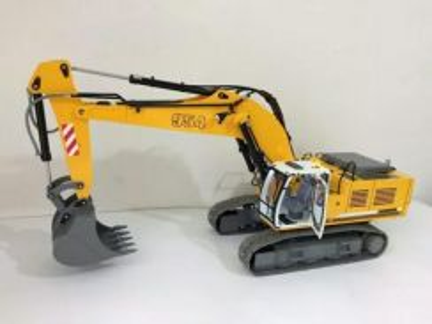 2018 RC Excavator Full Hydraulic System