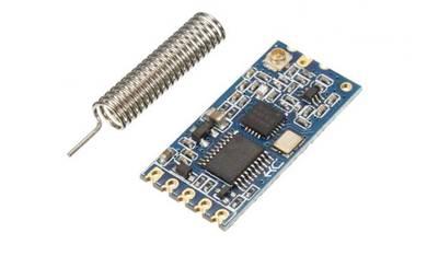 433Mhz Serial Port Module 1000m