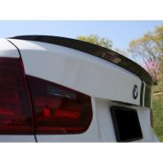 BMW F30 M Performance Boot Spoiler - ABS