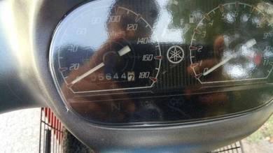 Yamaha 125zr ingin dilepaskan