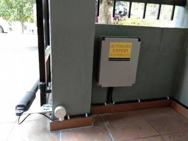 Autogate installation smart autogate