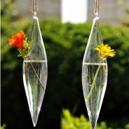 IDHG009 Hydroponic Crystal Clear Glass