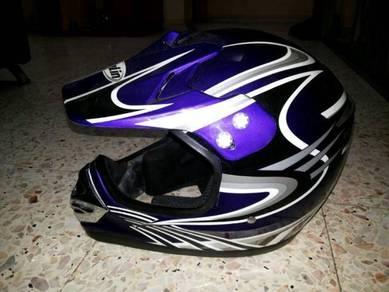 Helmet cupcross for sale