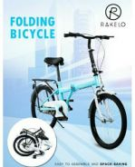Rakelo Folding Bike New