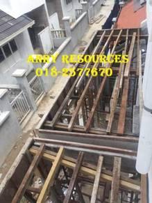 Pemasangan dan baikpulih wiring / aircond /cctv