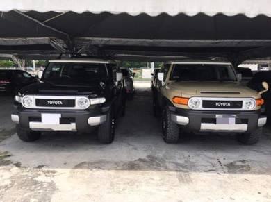 Recon Toyota FJ Cruiser for sale