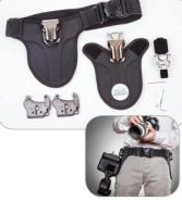 Spider Holster Dual Camera System