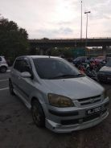Used Hyundai Getz for sale