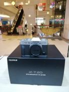 Fujifilm x-t20 body (silver) 99.99% NEW