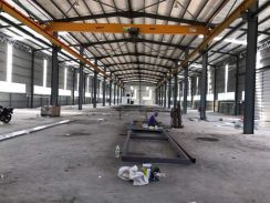 Sg Choh, Rawang Single Storey Factory 1Acre