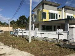 [BUMI only] Double Storey Terrace at Uni Vista. BUMI LAND CONTRA AVAIL