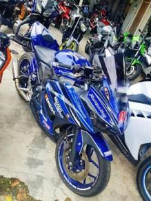 Yamaha YZF R25 (Full Accsesories)