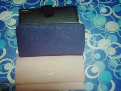 3 Wallet msih bleh di pkai lgi.3 wallet RM150 :)