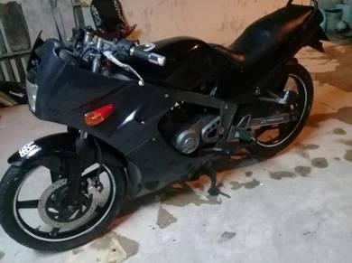 1996 Kawasaki kr 150cc