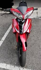 2009 Yamaha Lagenda 110Z _ Used
