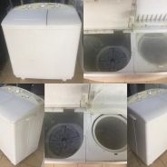 Pensonic 7kg semi automatic washing machine