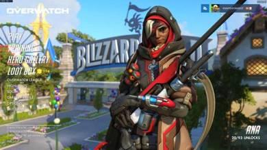Overwatch Blizzard PC Edition