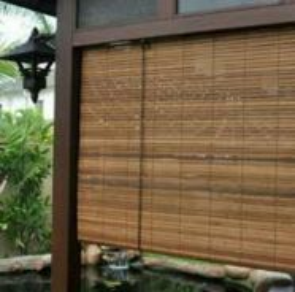Outdoor Bamboo Blinds 25per sqft