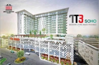 Tabuan Tranquility TT3 SoHo Apartment Kuching RM331k 2bedroom SoHO