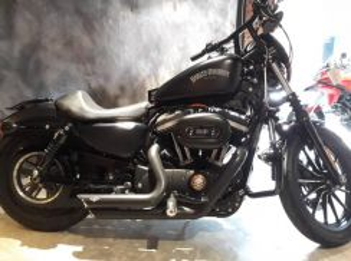 2015 Harley Davidson 883 Iron