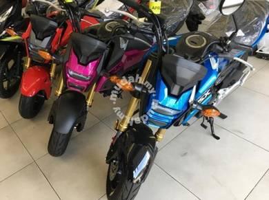2018 Honda msx 125 NEW OPEN