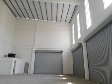 Klang brand new 2 storey semi-d factory