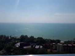 Full Seaview Condominium Batu Ferringhi 2 Car Parks Semi Furnished