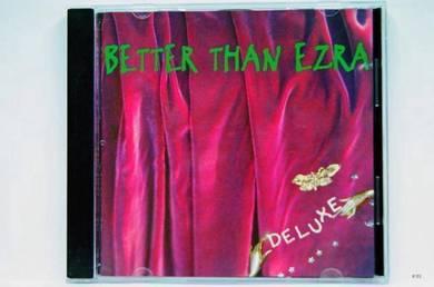 Original CD - BETTER THAN EZRA - Deluxe [1995]