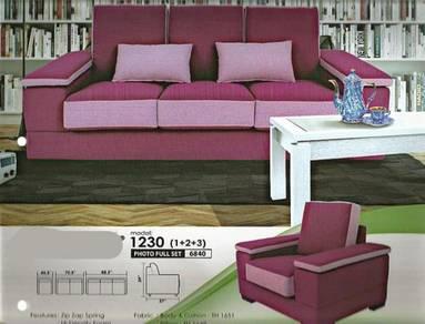 Modern sofa set-81230