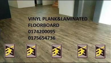 Lantai Vinyl Floorboard Laminated Kedah Utara A6