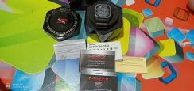 G shock gw-m5610 limited,tough solar,multi band 6