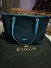Original Bonia Jacquard Tote