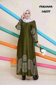 Farhana Dress FC